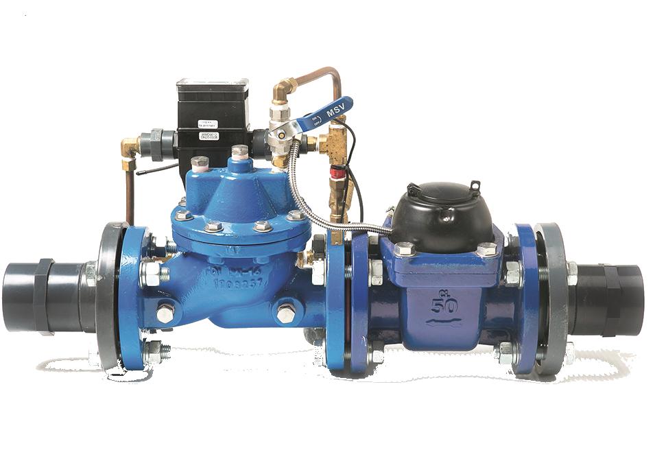 Bulk Water Metering