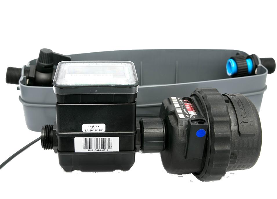 Free Basic Water Metering